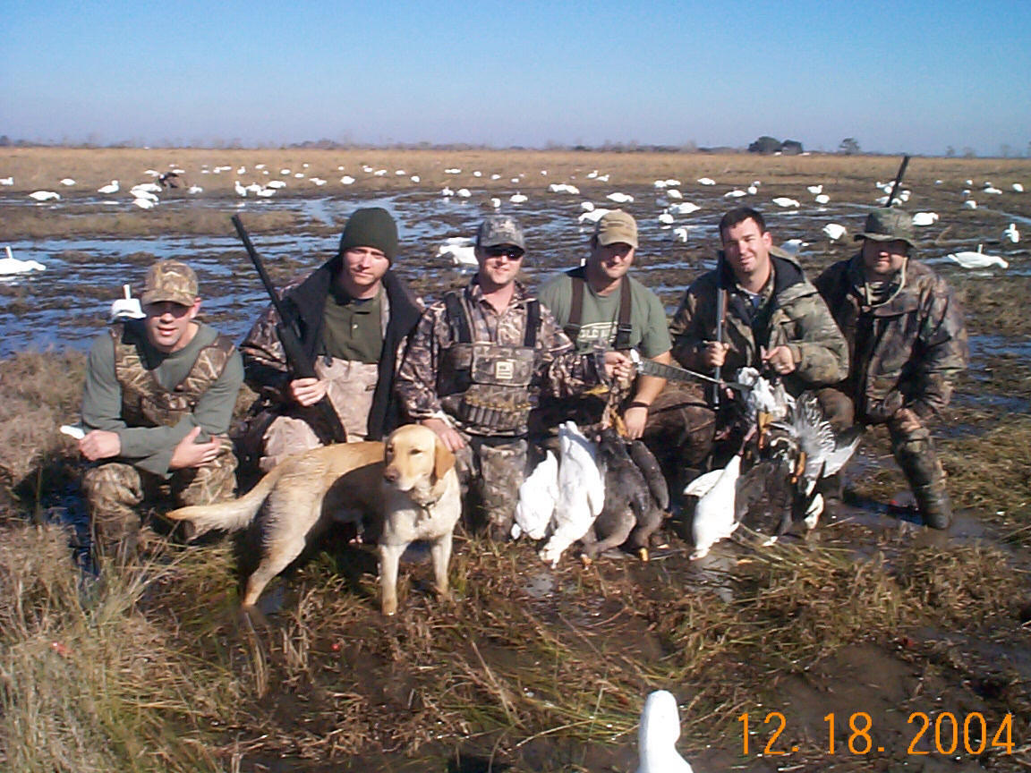Avec moi charlie ledoux guided ventures hunt trophy for Louisiana fish and game